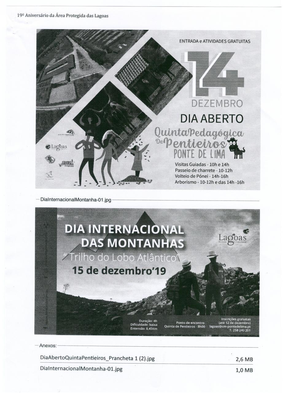 Paisagem Protegida das Lagoas de Bertiandos e São Pedro d'Arcos - Qtª. de Pentieiros