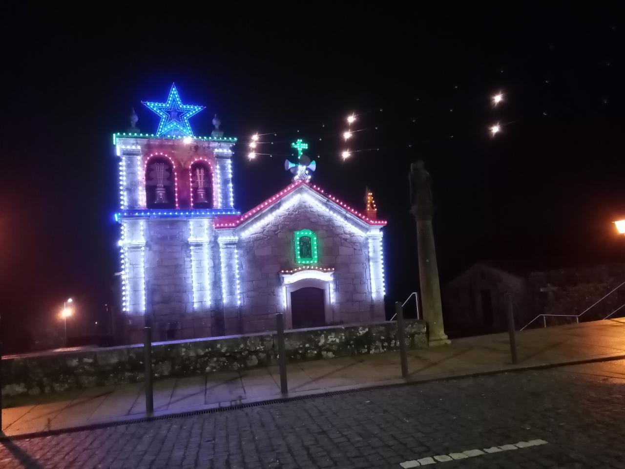 Boas Festas-Igreja