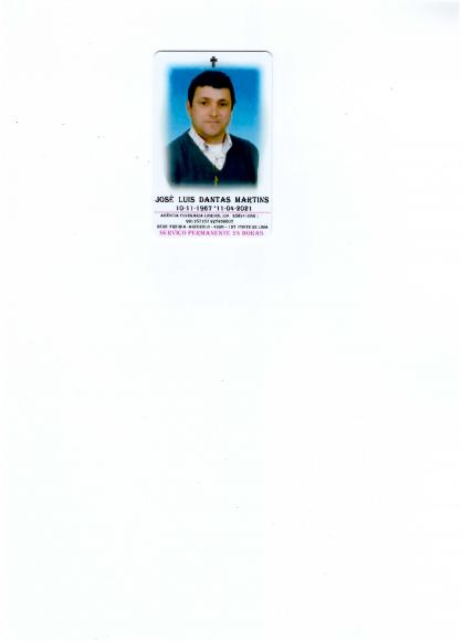 José Luís Dantas Martins