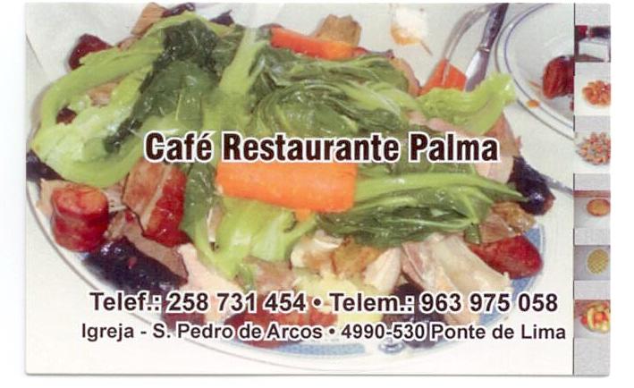 Café Restaurante Palma