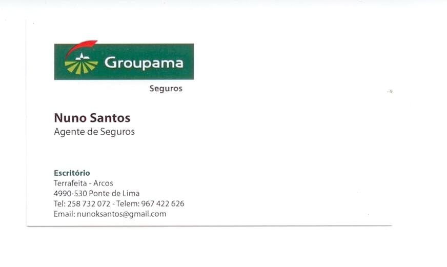 Groupama-Nuno Santos