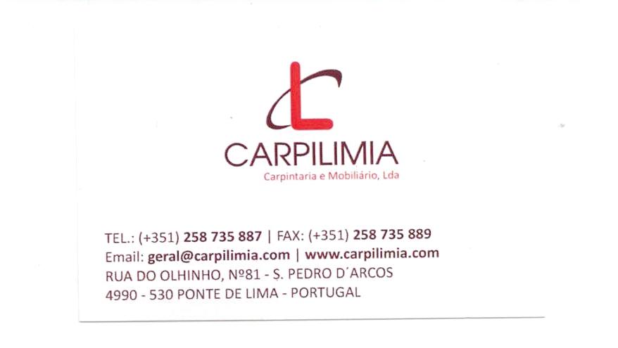 CARPILIMIA, Lda
