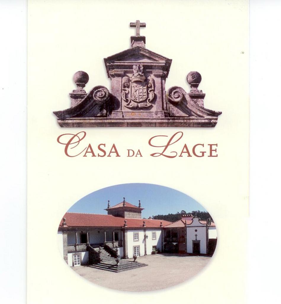 CASA DA LAGE- Turismo Rural