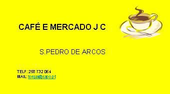 CAFÉ E MERCADO JC