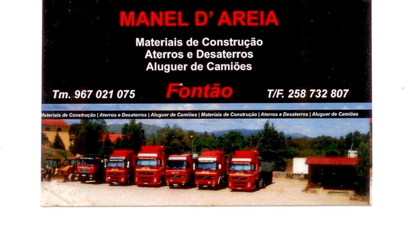 MANEL D'AREIA